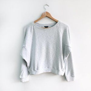 Club Monaco Dolman Pinched Sweatshirt - Medium